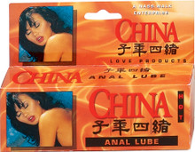 CHINA ANAL LUBE-HOT | NW02062 | [category_name]