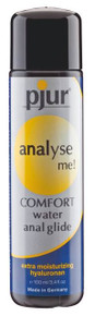 PJUR ANALYSE ME COMFORT ANAL GLIDE 100ML | PJC03002 | [category_name]