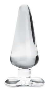 SPADE ANAL PLUG CLEAR LARGE | SPGB11C | [category_name]