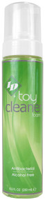 ID TOY CLEANER FOAM 8.5 OZ | IDZTY08 | [category_name]