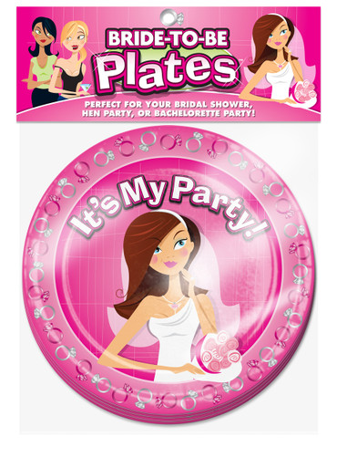BRIDE TO BE PLATES | BLCPP06 | [category_name]