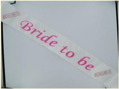 BRIDE 2B FLASH SASH PINK | GAFSBTBPNK | [category_name]
