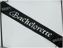 BACHELORETTE BLACK SASH | GASBACHBS | [category_name]