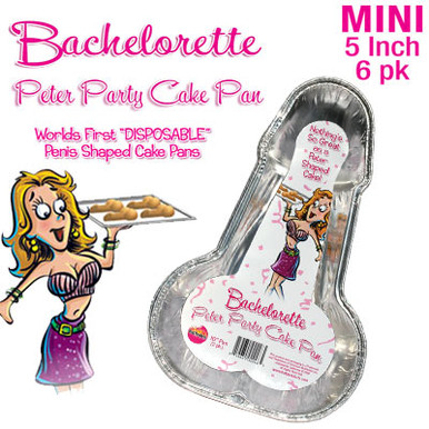 BACHELORETTE PARTY CAKE PAN SMALL | HO2245 | [category_name]