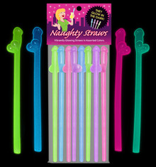 GLOWING NAUGHTY STRAWS | KHENVS97 | [category_name]
