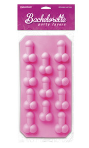 BACHELORETTE SILICONE ICE TRAY | PD632311 | [category_name]