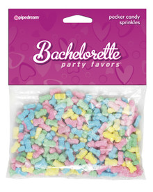 BACHELORETTE PECKER CAKE SPRINKLES | PD744300 | [category_name]