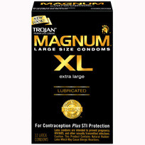 TROJAN MAGNUM XL 12 PACK | T64714 | [category_name]