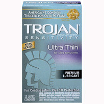TROJAN ULTRA THIN 12 PACK | T92642 | [category_name]