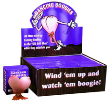 WIND UP DANCING BOOBIES (EACH) | PD642699 | [category_name]
