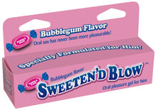 SWEETEN D BLOW BUBBLE GUM | LITBT008 | [category_name]
