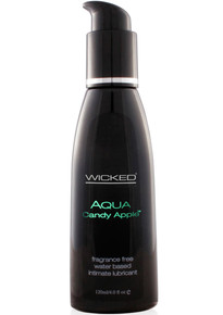 WICKED AQUA CANDY APPLE LUBE 4OZ | WIC006 | [category_name]