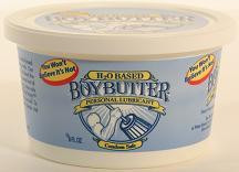 BOY BUTTER H20 8.OZ CONTAINER | BBYWB08 | [category_name]