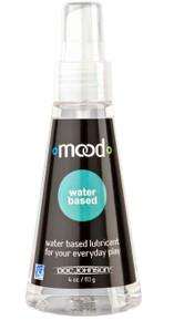 MOOD WATER BASED LUBE 4 OZ (BU) | DJ136209 | [category_name]