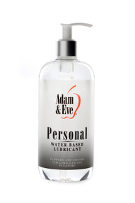 ADAM & EVE PERSONAL WATER BASED LUBE 16 OZ | ENAELQ55772 | [category_name]