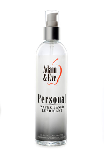 ADAM & EVE PERSONAL WATER BASED LUBE 8 OZ | ENAELQ55842 | [category_name]