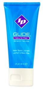 ID GLIDE LUBE 2OZ TRAVEL TUBE | IDGLT02 | [category_name]