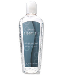 ESSENTIALS GEL LUBE 8OZ | SI3265 | [category_name]