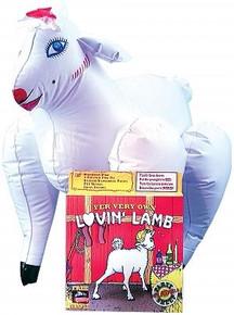 LOVIN LAMB -WHITE