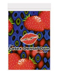 DENTAL DAM STRAWBERRY | T6020 | [category_name]