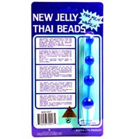 JELLY THAI BEADS BLUE | GT20882 | [category_name]