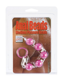 ANAL BEADS-MED-ASST COLORS | SE120100 | [category_name]