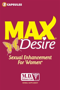 MAX DESIRE 2 PACK SOLD BY EACHES | MDMD2 | [category_name]