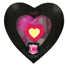 CUORE BLACK PACKAGE PLEASURE | ENTCCUOGIFT0022 | [category_name]