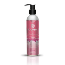 DONA MASSAGE LOTION FLIRTY BLUSHING BERRY 8 OZ | JO40527 | [category_name]