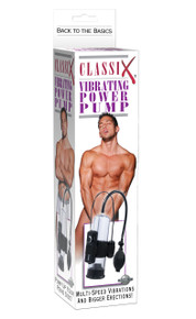 CLASSIX POWER PUMP VIBRATING | PD192700 | [category_name]
