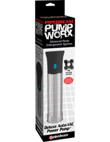 PUMP WORX DELUXE AUTO VAC PUMP | PD329200 | [category_name]