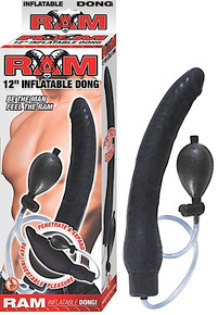 RAM 12IN INFLATABLE DONG BLACK | NW25142 | [category_name]