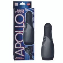 APOLLO POWER STROKER BLACK   SE084910   [category_name]