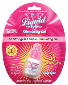 BODY ACTION LIQUID V FOR WOMEN 1/3 OZ