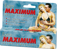 EXTRA MAXIMUM DELAY LUBE LARGE 1.5OZ | NW03112 | [category_name]