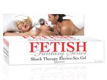 FETISH FANTASY SHOCK THERAPY ELECTRO SEX GEL 4 OZ