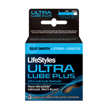 LIFESTYLES LUBED 3PK | R1503 | [category_name]