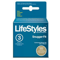 LIFESTYLES SNUGGER FIT 3PK | R3103 | [category_name]