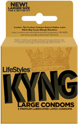 LIFESTYLES KYNG 3 PACK | R9803 | [category_name]
