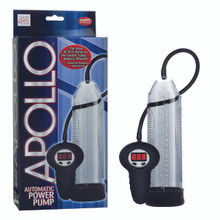 APOLLO AUTO POWER PUMP CLEAR