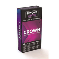 CROWN 12PK SUPER THIN AND SENSITIVE | C20412 | [category_name]