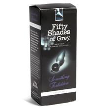 FIFTY SHADES FORBIDDEN BUTT PLUG (NET)   FS40172   [category_name]