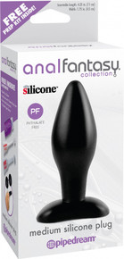 ANAL FANTASY MEDIUM SILICONE PLUG | PD460323 | [category_name]
