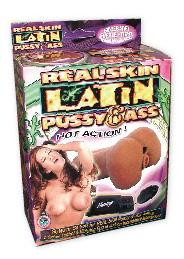 REAL SKIN LATIN PUSSY & ASS | NW17962 | [category_name]