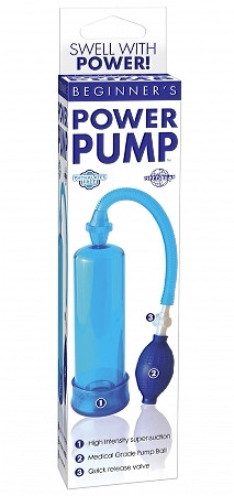 BEGINNERS POWER PUMP BLUE | PD324114 | [category_name]