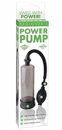 BEGINNERS POWER PUMP SMOKE | PD324124 | [category_name]