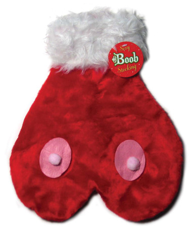 BOOBIE XMAS STOCKING | CAP714 | [category_name]