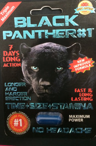 BLACK PANTHER EACHES (NET)
