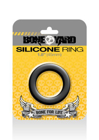 BONEYARD SILICONE RING 45MM GREY
