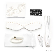 BRIDAL PLEASURE SET WHITE (NET)